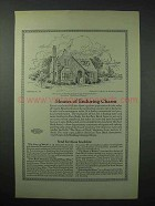 1923 American Face Brick Association Ad - House No. 111