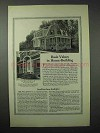1923 American Face Brick Association Ad - House No. 628