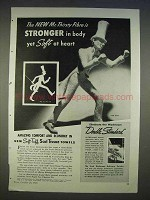 1940 Scott Soft-Tuff Scot Tissue Towels Ad - Stronger
