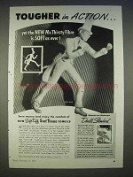 1940 Scott Soft-Tuff Scot Tissue Towels Ad - Tougher