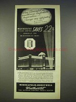 1940 Minneapolis-Honeywell Weatherstat Ad - Successful