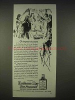 1940 Hudson's Bay Scotch Ad - Imperial Occasions