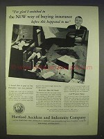 1939 Hartford Accident and Indemnity Company Ad