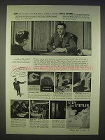 1938 Hotels Statler Ad - Frank W. Earnest Jr.