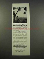 1946 Pennsylvania Tourism Ad - Living Memorials