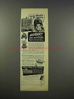 1946 Horbart Arc Welding Ad - Large Profits