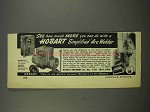 1946 Hobart Arc Welder Ad - Simplified