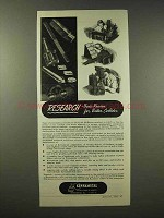 1945 Kennametal Carbide Ad - Research Basic Reason