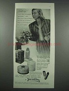 1943 Yardley Bond Street Perfume, Lipstick Advertisement