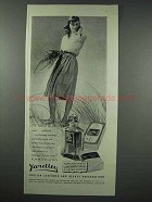 1943 Yardley English Lavender Perfume, Soap Ad