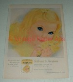 Vintage Northern Pale Gold Tissue Toilet Paper Ad