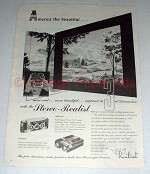 1947 Stereo Realist Camera Ad - America the Beautiful
