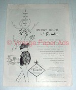 1959 Formfit Strapless Bra & Skippies Girdle Ad!
