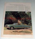 1960 Chevrolet Bel Air Sport Coupe Car Advertisement - Travel!