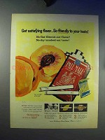 1959 Pall Mall Cigarettes Ad - Get Satisfying Flavor