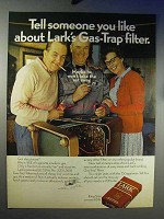 1969 Lark Cigarettes Ad - Tell Someone You Like