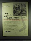 1966 Case 430, 530 Tractor Ad - The Big Producers