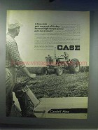 1967 Case 430 Tractor, 1030 Comfort King Tractor Ad