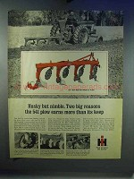 1967 IH 541 Four-bottom Mounted Plow Ad