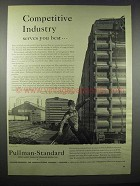 1947 Pullman-Standard P-S-1 Box Car Ad - Competitive
