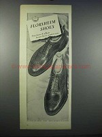 1947 Florsheim Shoes Ad
