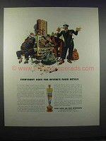 1946 Revere Copper and Brass Ad - Finer Metals
