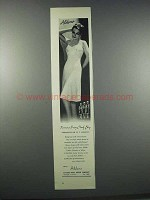 1945 Aldens Fray Proof Slip Ad - Famous