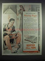 1944 Scotch Cellulose Tape Ad - Bill Randall