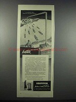 1944 Bostitch Box Bottomer Ad - Better and Faster