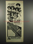 1942 Blackstone Cigars Ad - Every Size and Shape