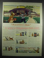 1939 Borden's Ad - Dairy World of Tomorrow World's Fair