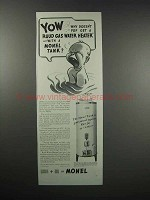 1938 International Nickel Monel Tank Ad - Yow!