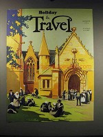1931 Travel August 1931 Cover