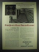 1929 Duraflex-A Flooring Ad - Association of Commerce