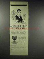 1929 Bay West Kraft Paper Towels Ad - Step Forward