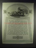 1920 A.B. Dick Mimeograph Ad - Typeless Printing
