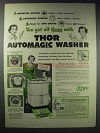 1948 Thor Automatic Washer Ad - You Get All Three