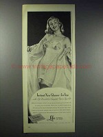 1948 Formfit Life Foundations Ad - Instant New Glamor