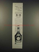 1948 B and B Liqueur Ad - It's Bottled in France