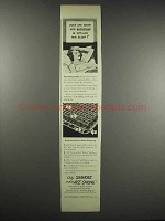 1948 Simmons Ace Spring Mattress Ad - Does She Know
