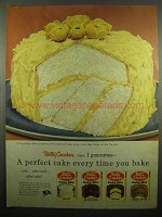 1954 Betty Crocker Cake Mix Ad - Perfect Every Time