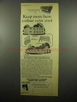 1954 Weyerhaeuser 4-Square Lumber and Services Advertisement
