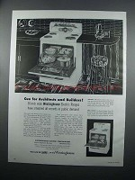 1954 Westinghouse Imperial 30 & Thirty Model Ranges Ad