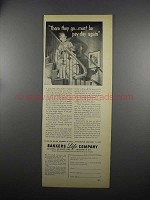 1953 Bankers Life Company Ad - Must be Pay Day