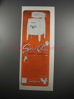 1951 Speed Queen Washer Ad - Buy Washer Now Dryer Later