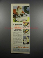 1950 Westinghouse Roaster-Oven Ad - Give Someone