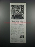 1950 Hammond Home Model and Church Model Organs Ad