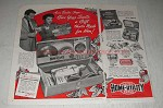 1950 Black & Decker Home-Utility Tools Ad - Anne Baxter