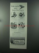 1958 Goodyear Airfoam Wunda Weve Carpet Ad