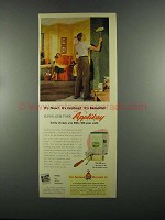 1955 Sherwin William Super Kem-Tone Applikay Ad